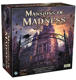 Fantasy Flight Games Mansions of Madness 2e