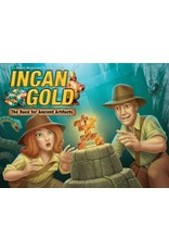 Eagle-Gryphon Games Incan Gold Bookshelf Edition