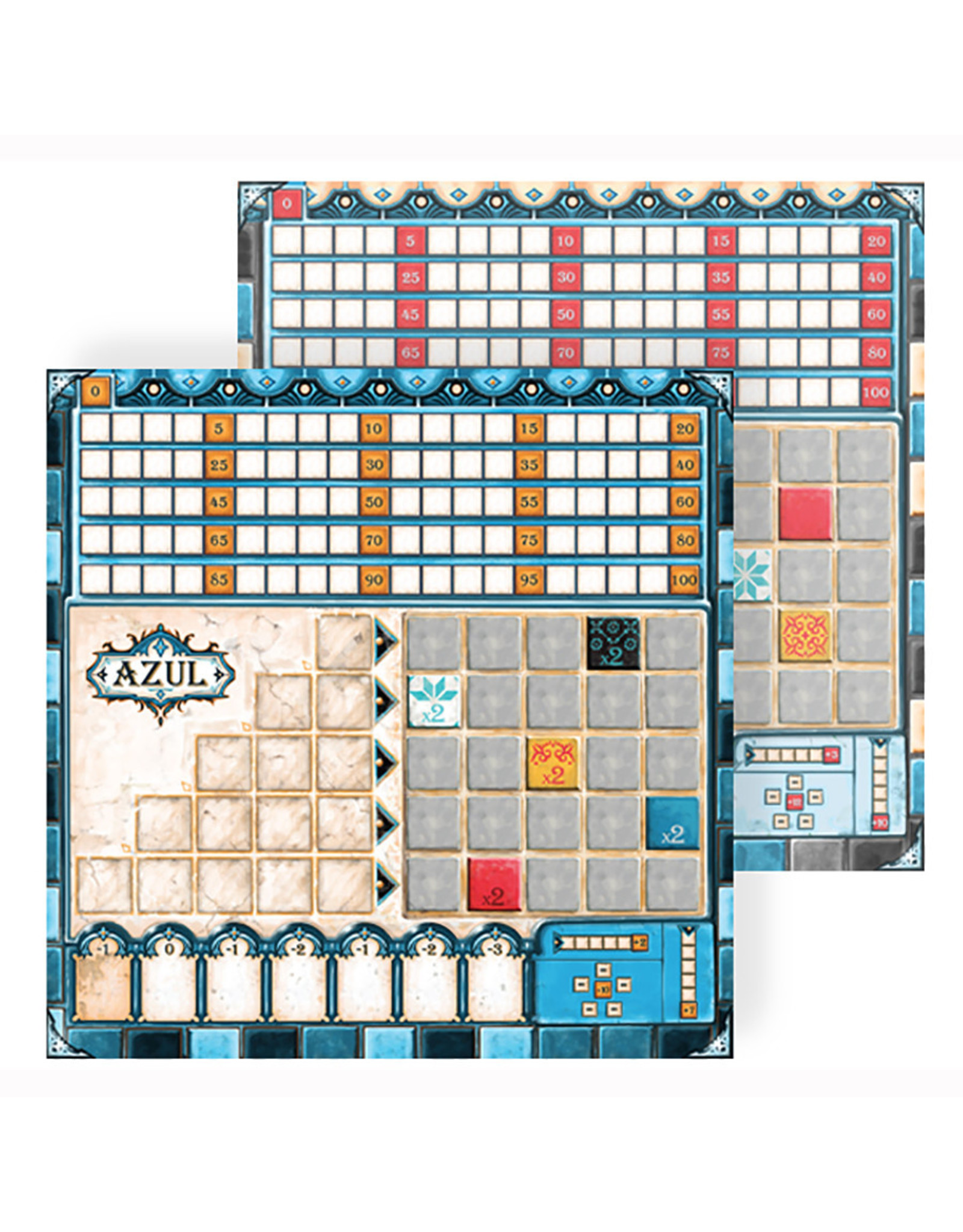 Plan B Games Azul Crystal Mosaic