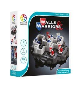 SmartGames Walls and Warriors