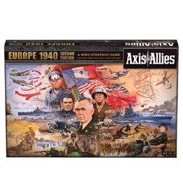Avalon Hill Axis & Allies Europe 1940