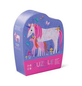 Crocodile Creek Mini Puzzle Unicorn Magic 12-pc Puzzle
