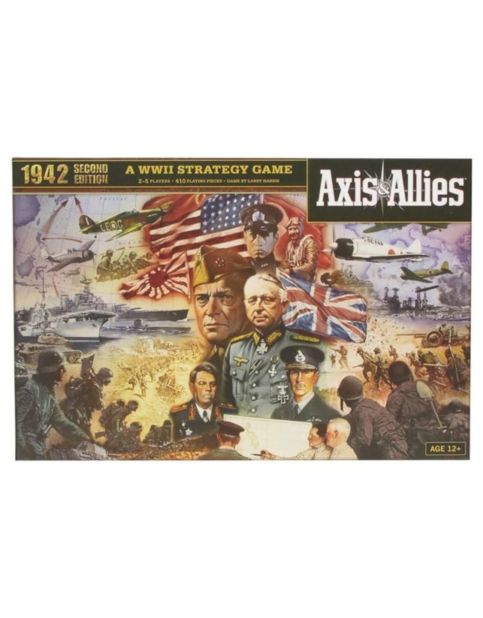 Avalon Hill Axis & Allies 1942 2nd Ed