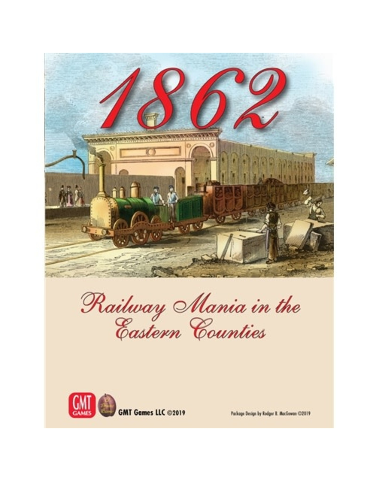 GMT 1862 Railway Mania in the Eastern Counties