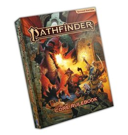 Paizo Pathfinder Core Rulebook