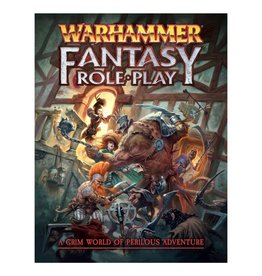 Cubicle 7 Warhammer Fantasy RPG Rulebook
