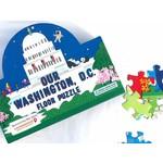 Our Washington DC Floor Puzzle  - 100 Piece Jigsaw Puzzle