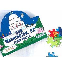 Our Washington DC Floor Puzzle 100p