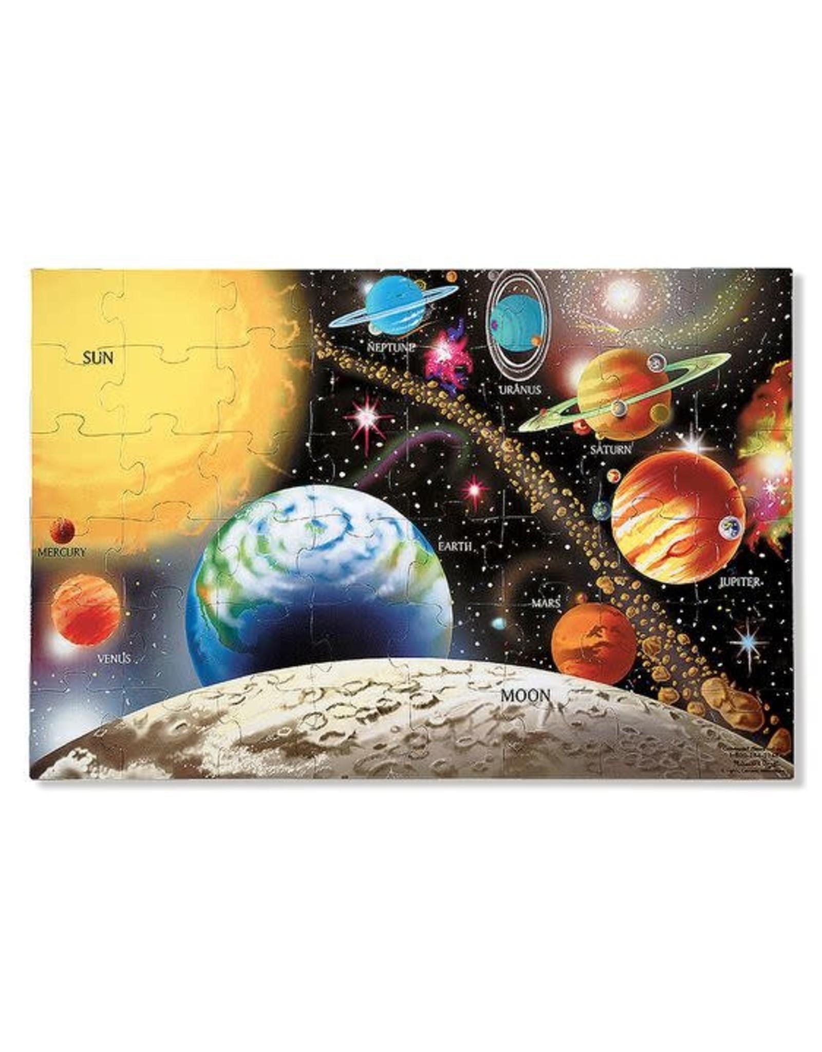 Melissa and Doug Solar System Floor 48-pc Floor Puzzle
