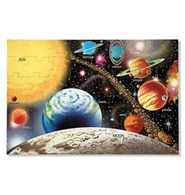 Melissa and Doug Solar System 48-pc Floor Puzzle