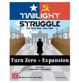 GMT Twilight Struggle Turn Zero and Promo Packs Expansions