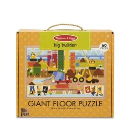 Melissa and Doug Big Builder Floor Puzzle 60p