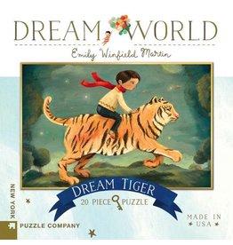 New York Puzzle Company Dream Tiger Mini 20p