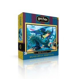 Harry Potter Hungarian Horntail 300 - Piece jigsaw puzzle