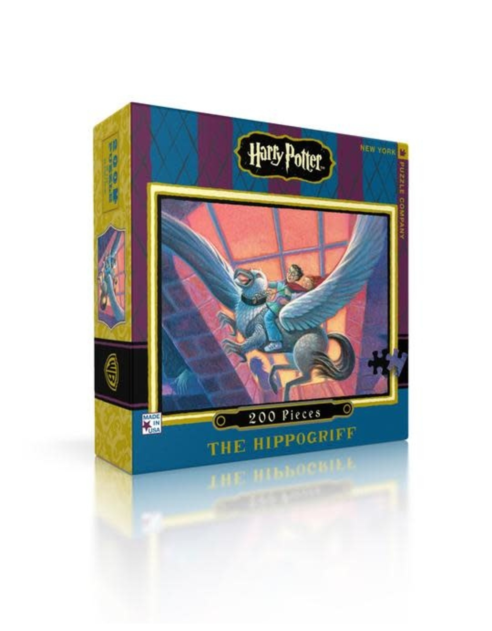 Harry Potter The Hippogriff (200 pieces)