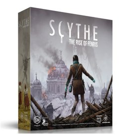 Stonemaier Games Scythe: The Rise of Fenris