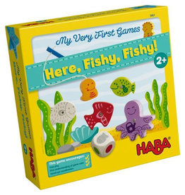 Haba My Very First Games: Here, Fishy, Fishy!
