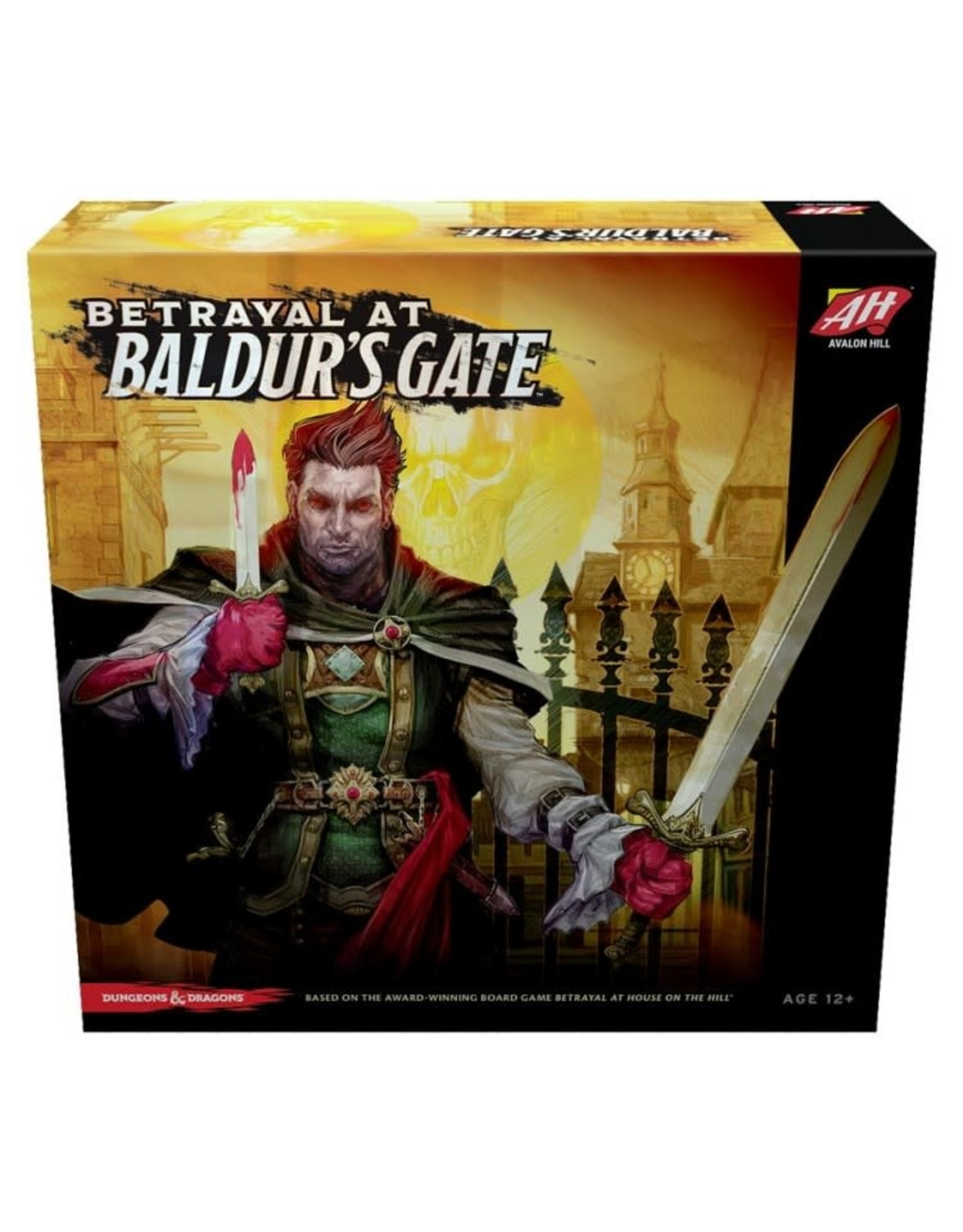 Wizards of the Coast Betrayal at Baldur's Gate