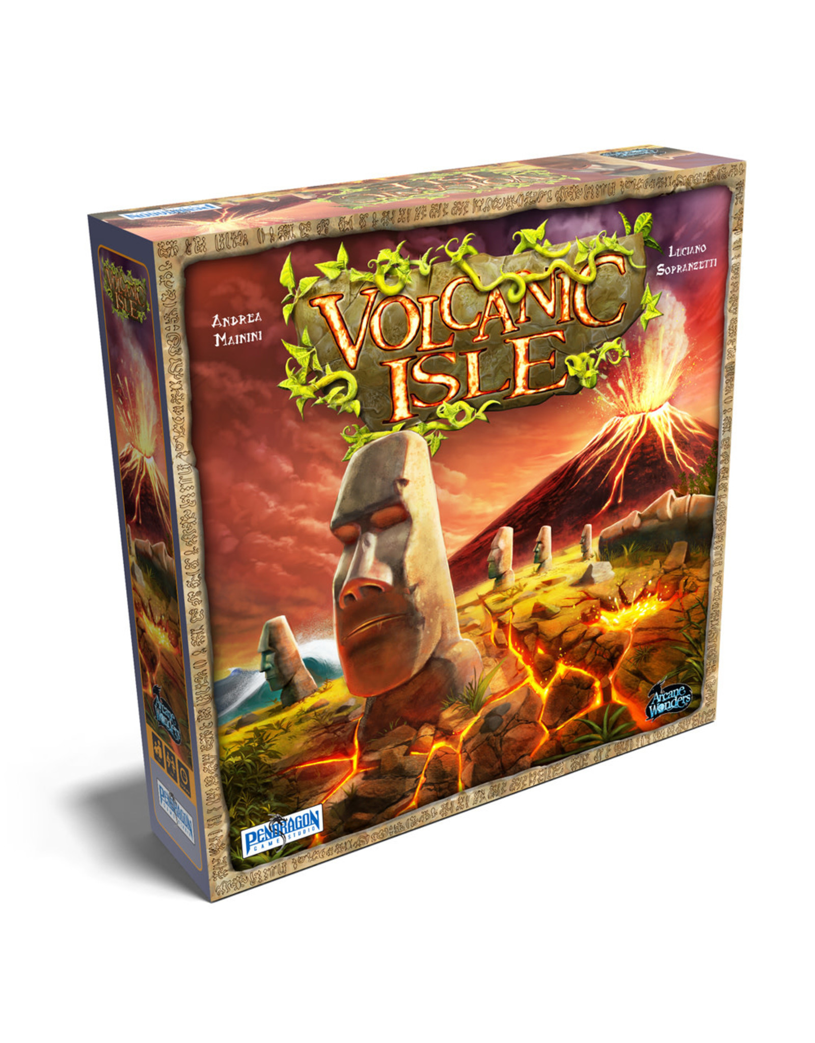 Arcane Wonders Volcanic Isle