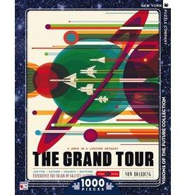 New York Puzzle Company The Grand Tour 1000p