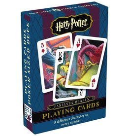 New York Puzzle Company Playing Cards: HP Beasts