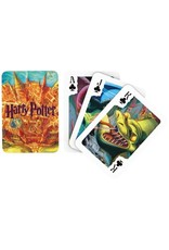 New York Puzzle Company Harry Potter Fantastic Beasts Playing Cards