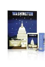 New York Puzzle Company The Capitol Mini 100 pieces