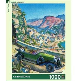 New York Puzzle Company Coastal Drive 1000p
