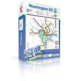 New York Puzzle Company DC Metro 500p