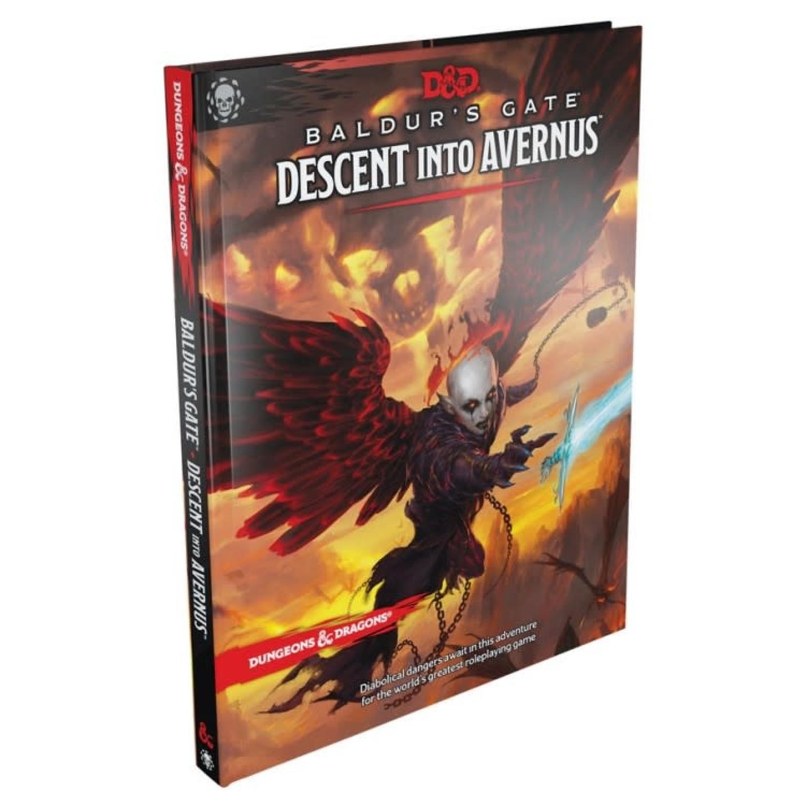 Dungeons & Dragons D&D 5e Baldur's Gate: Descent into Avernus