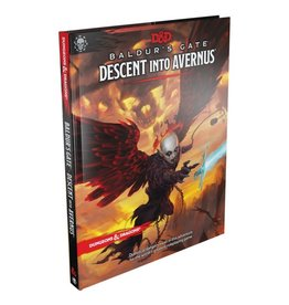 Dungeons & Dragons D&D Baldur's Gate Descent into Avernus