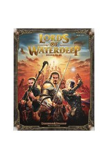 Dungeons & Dragons Lords of Waterdeep