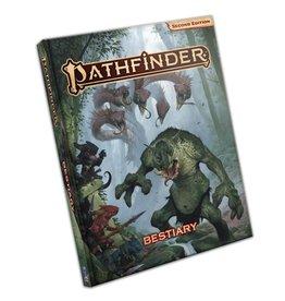 Paizo Pathfinder 2E Bestiary