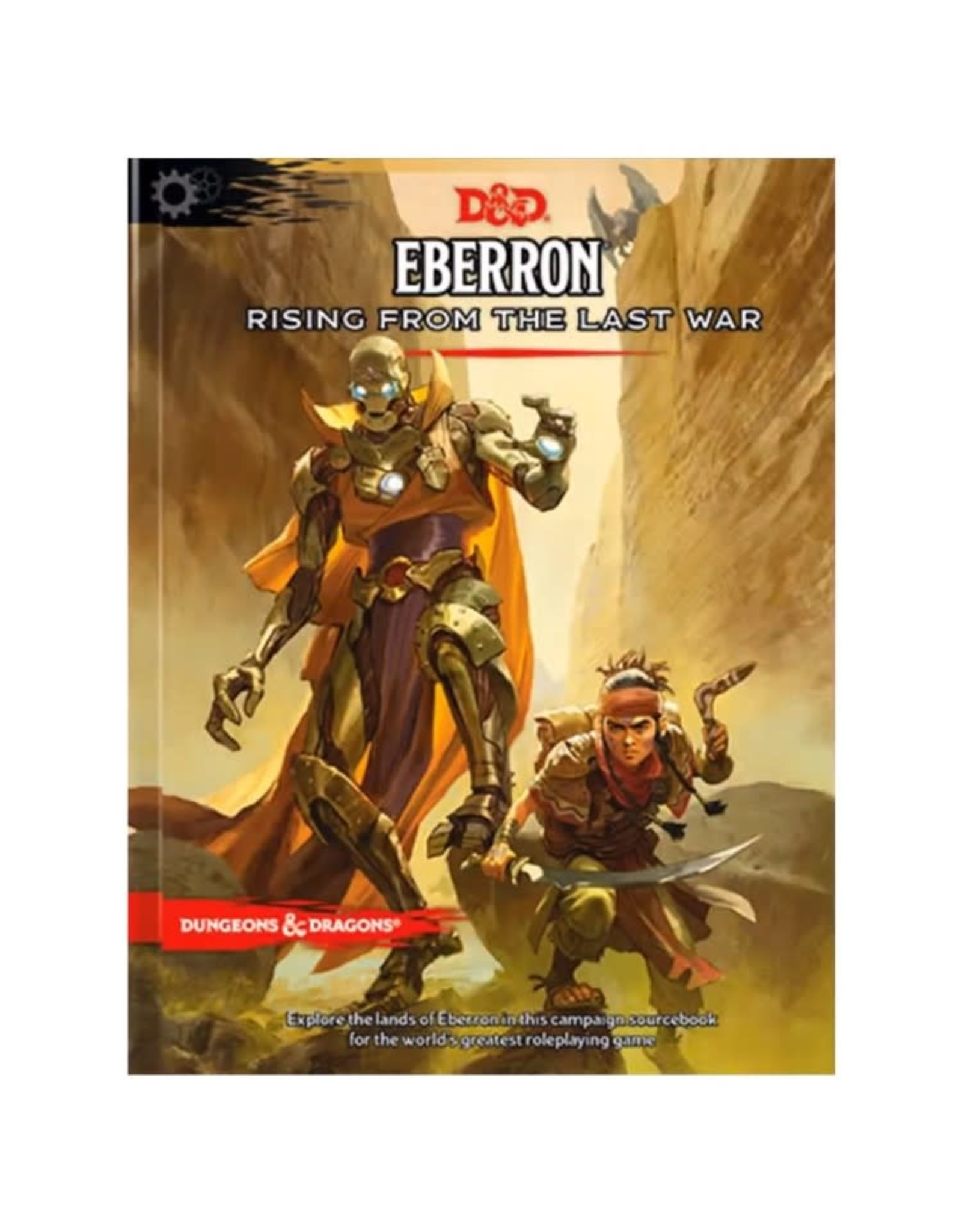 Dungeons & Dragons D&D 5e Eberron Rising from the Last War