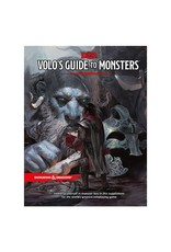 Dungeons & Dragons D&D 5e Volo's Guide to Monsters