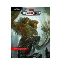 Dungeons & Dragons D&D 5e Out of the Abyss
