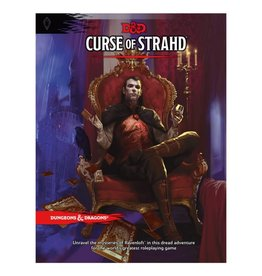 Dungeons & Dragons D&D 5e Curse of Strahd