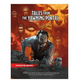 Dungeons & Dragons D&D 5e Tales from the Yawning Portal