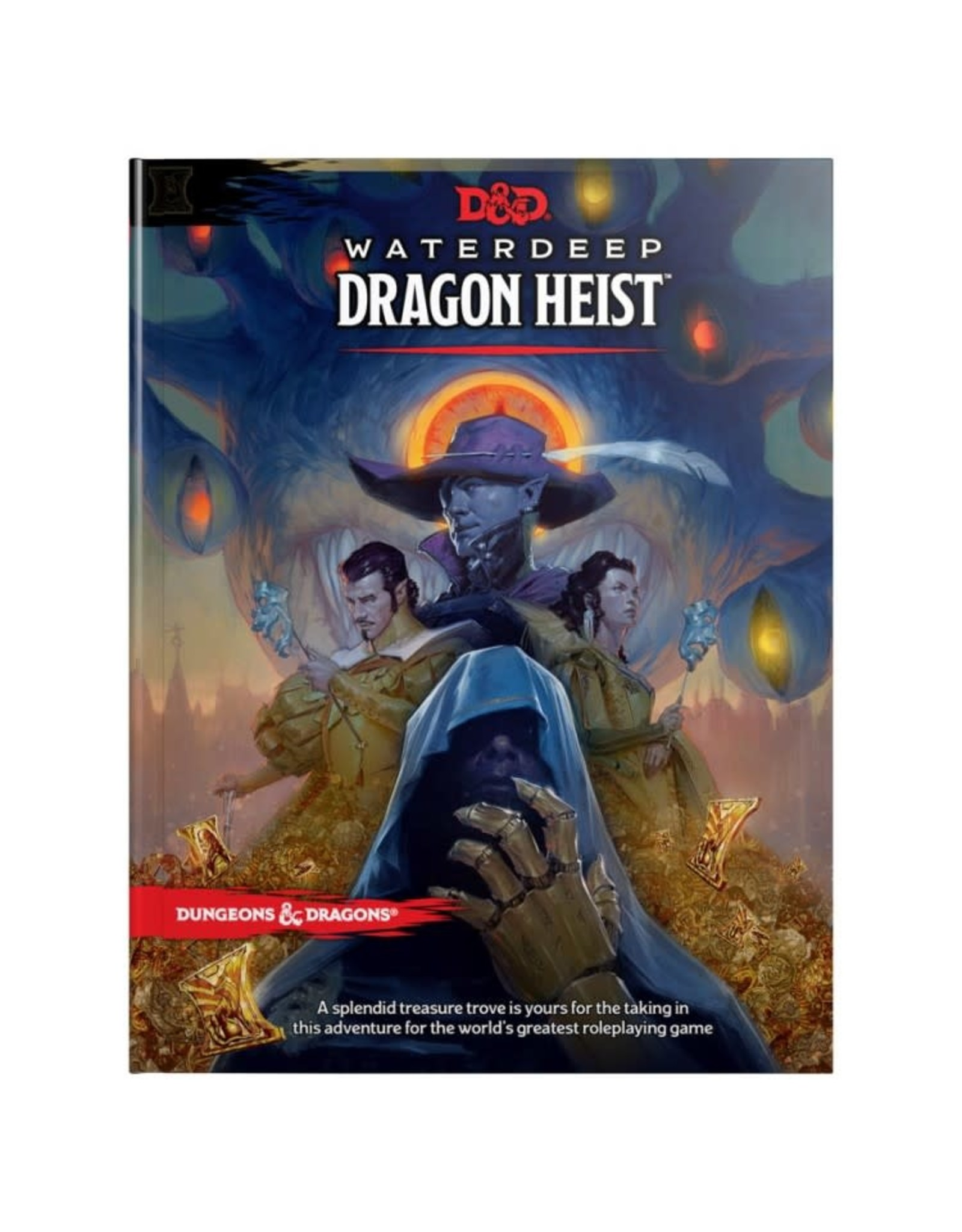 Dungeons & Dragons D&D 5e Waterdeep Dragon Heist