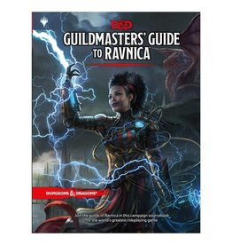 Dungeons & Dragons D&D 5e Guildmaster's Guide to Ravnica