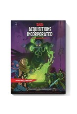Dungeons & Dragons D&D 5e Acquisitions Incorporated