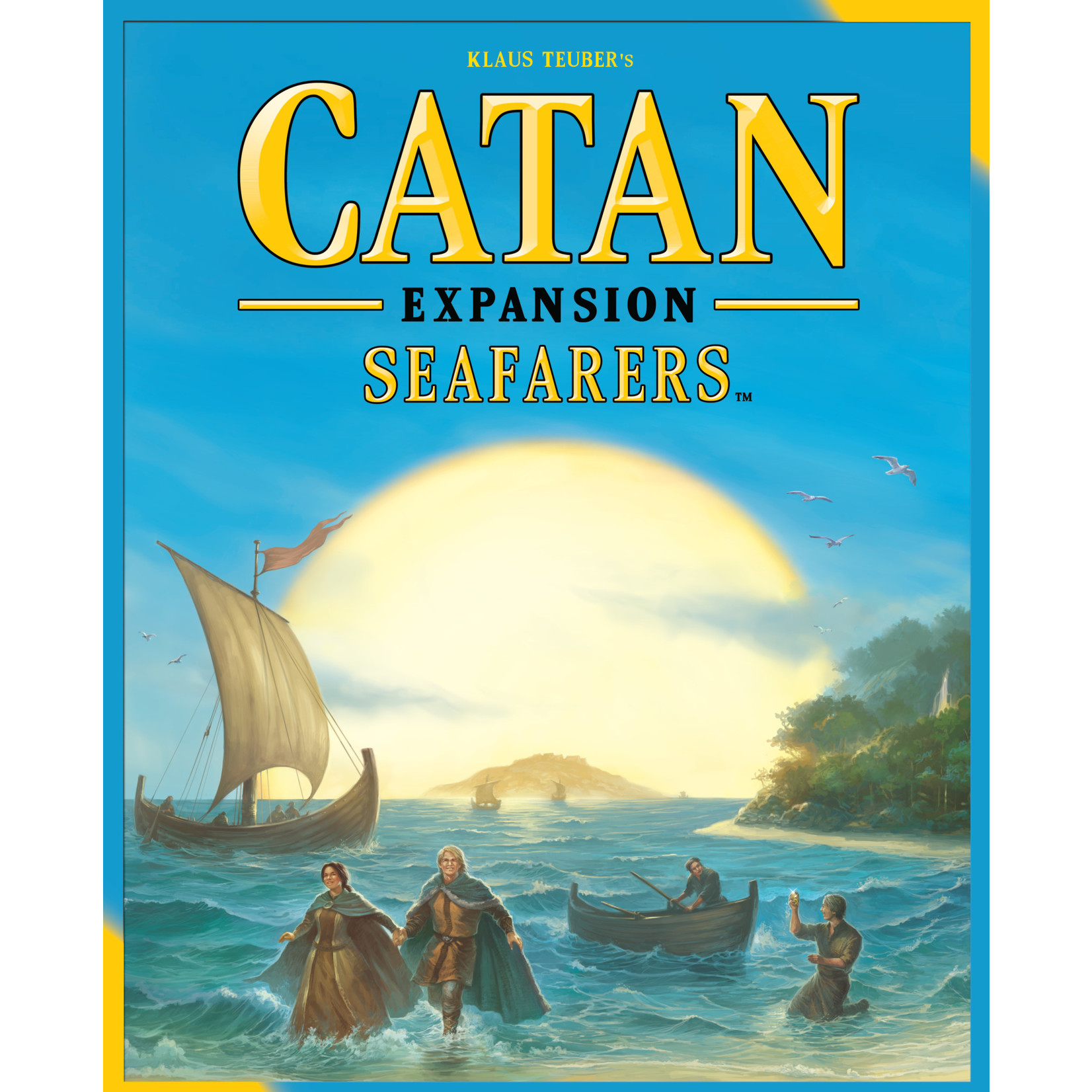 Catan Studio Catan Seafarers (expansion0