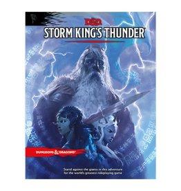 Dungeons & Dragons D&D 5e Storm King's Thunder