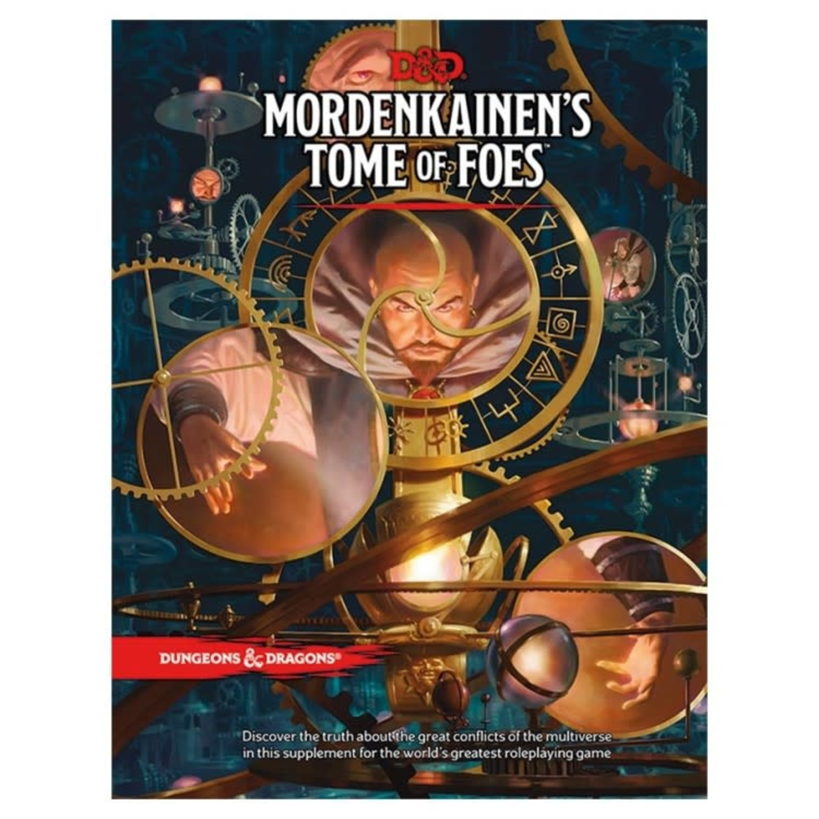 Dungeons & Dragons D&D 5e Mordenkainen's Tome of Foes