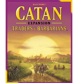 Catan Studio Catan Traders and Barbarians