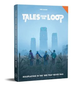 Free League Publishing Tales from the Loop