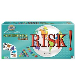 Winning Moves Risk 1959