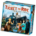 Days of Wonder Ticket to Ride Rails and Sails