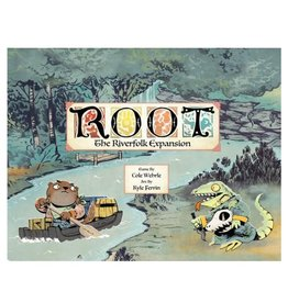 Leder Games Root Riverfolk