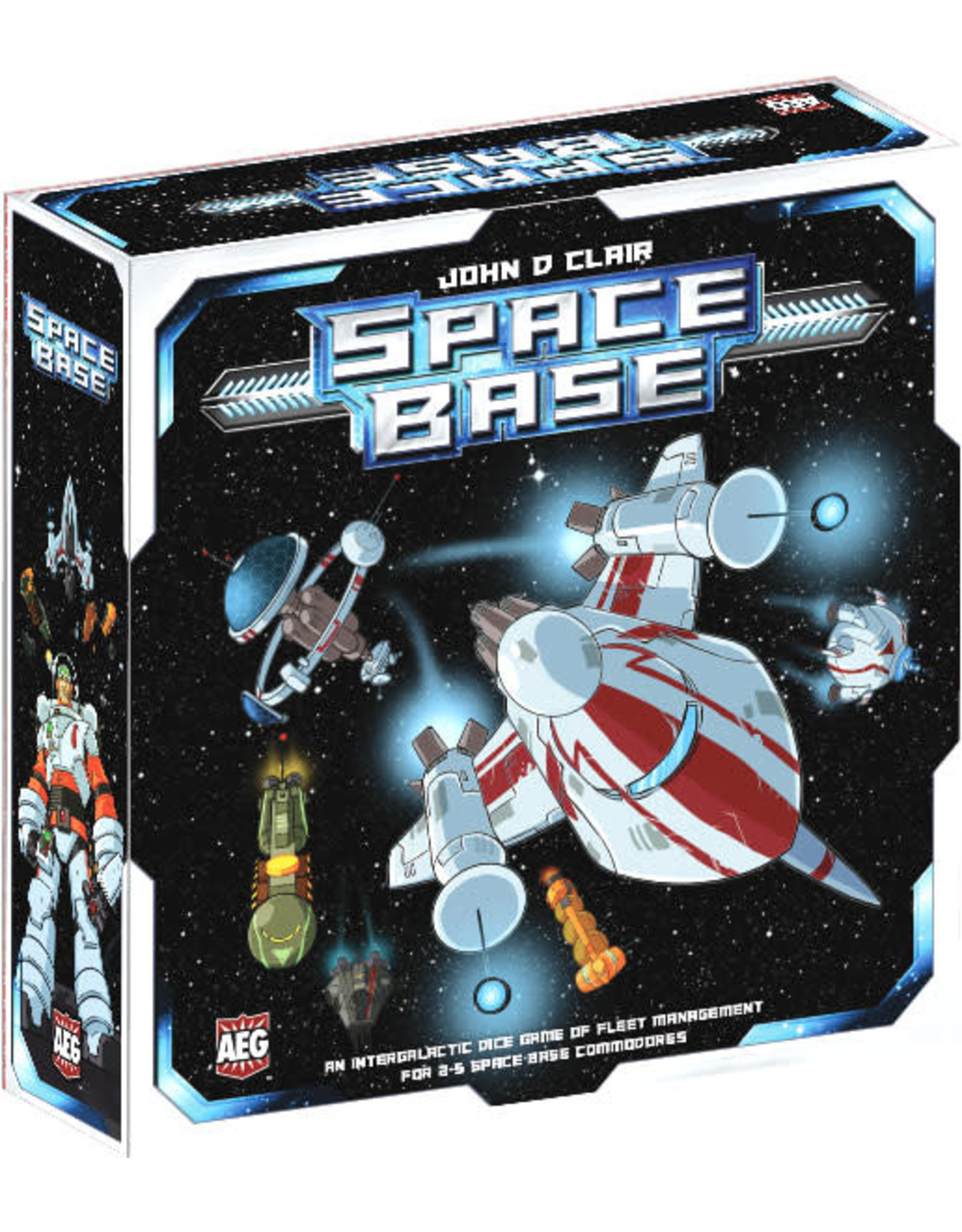 Alderac Entertainment Group Space Base